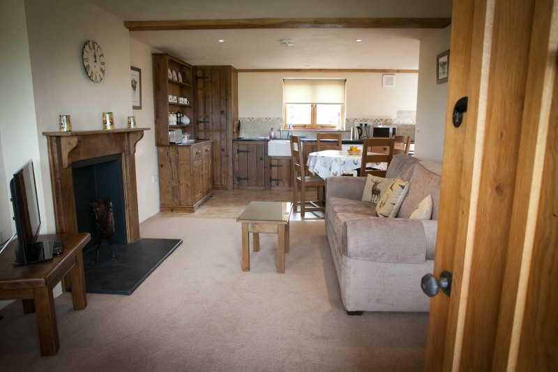 The Barn Bed and Breakfast Lounge