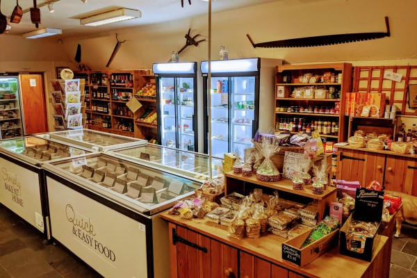 Blackmore Farm Shop and Cafe in Cannington