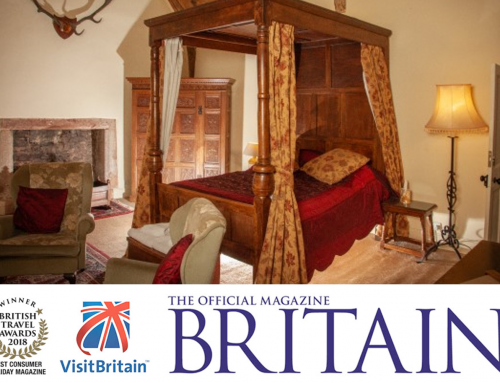 Blackmore Featured in 10 Best B&Bs in Britain