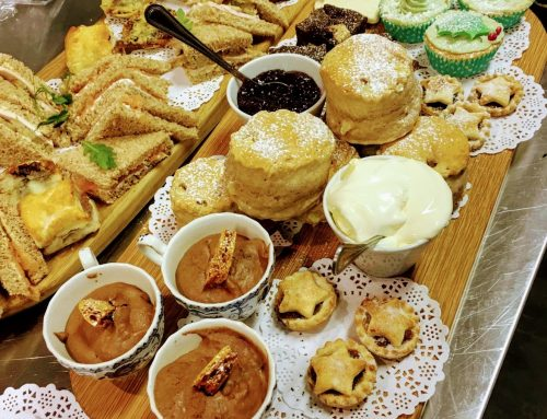 Festive Afternoon Teas Now Available